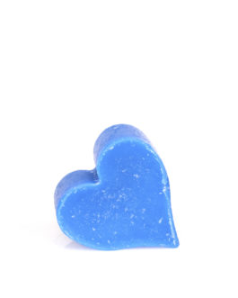 Hart shape (blue)